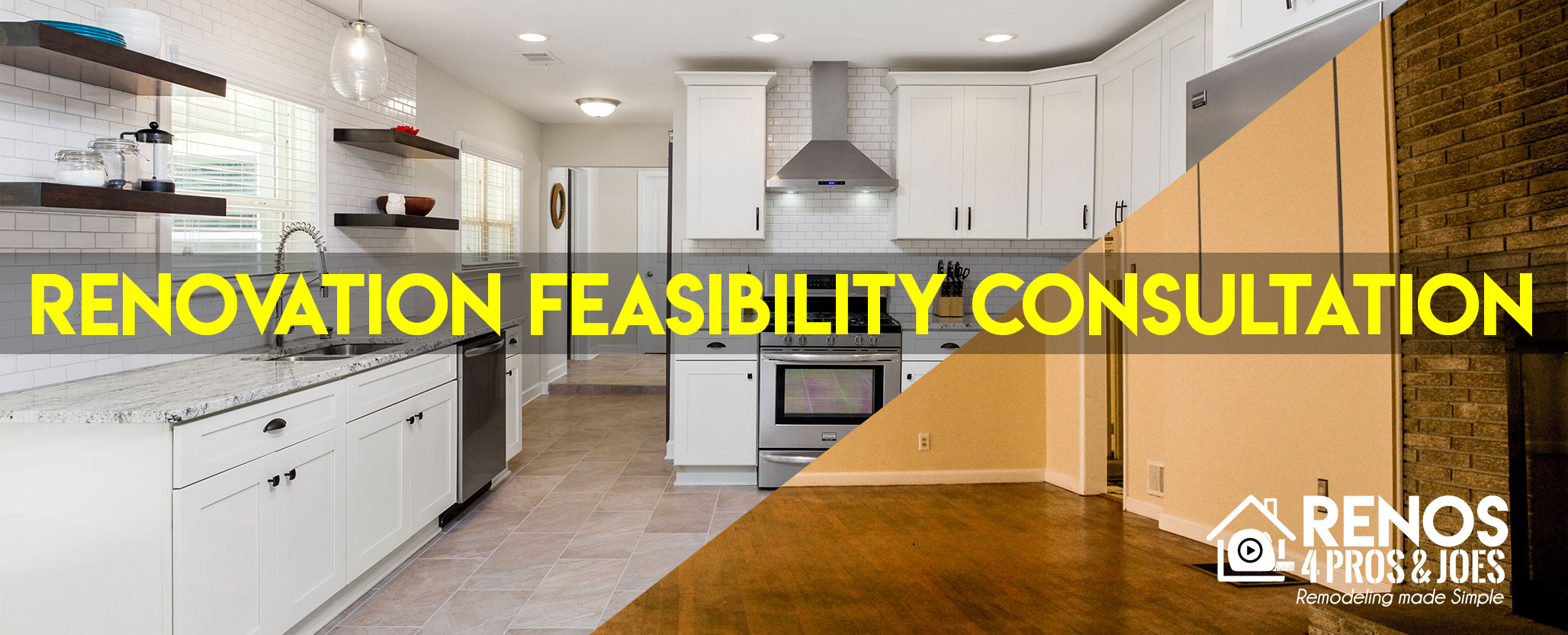 Renovation Feasibility Consultation
